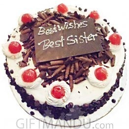 Special Five Star Black Forest Cake