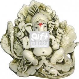 B/W Ganesh Ji (5 inch) - Pagariwala