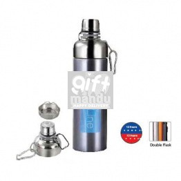 Baltra Vaccum Flask - Sporty Bottle(600ml) - BSL-227