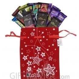 Cadbury Chocolates Treats Bag (12 Items)