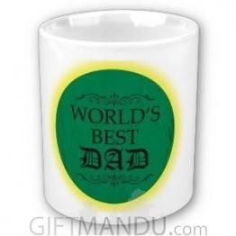 World's Best Dad (Classic Design)