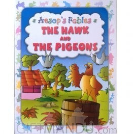 Aesop's Fables - The Hawk and The Pigeons