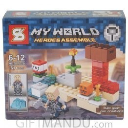 My World Heroes Assemble - SY702B
