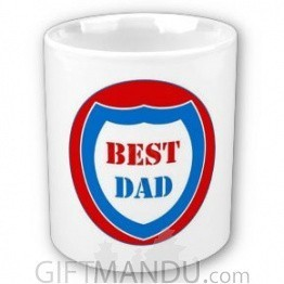Best Dad Coffee Cup