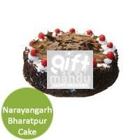 Black Forest Cake to Narayangarh Bharatpur