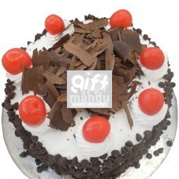 Cute Mini Black Forest Cake from Hotel Annapurna for Special Occasions