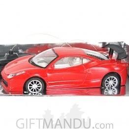 Radio Control Future Pioneer Racer Car (Red)