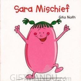 Sara Mischief by Gita Nath - Book for Kids