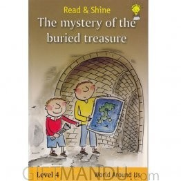 The Mystery of the Buried Treasure (Read & Shine for 7-8 Yrs)