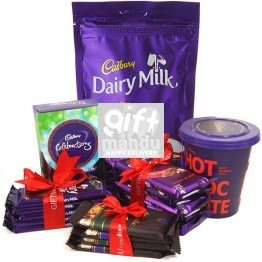 Cadbury Chocolates Package (17 items)