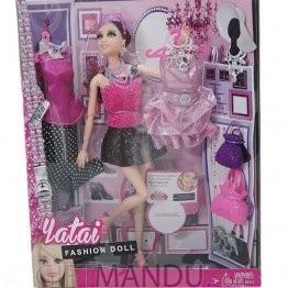 Yatai Fashion Closet Doll Set