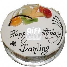 Florida Cake Treats from Hyatt Regency Kathmandu