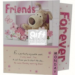 Friends Forever Greeting Card (Each Day Definition)