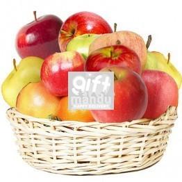 Seasonal Fruits Mix Basket 3kg+
