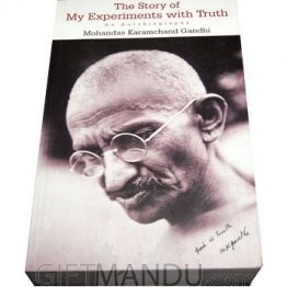 The Story of My Experiments with Truth by MK Gandhi