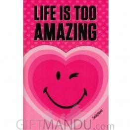 Life Is Too Amazing With You - Greeting Card