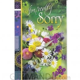 I'm Really Sorry - Greeting Card