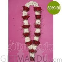Exclusive Garland - Godabari and Rose (Special)