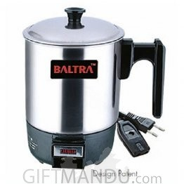 Baltra Electric Jug Heating Cup 12cm - (BHC-102)
