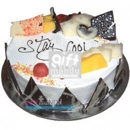 Five Star Ice Cream Cake from Radisson Hotel