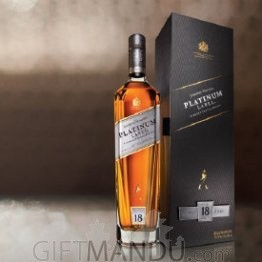 Johnnie Walker Platinum Whisky (18 Yrs)
