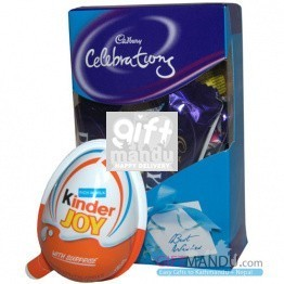 Cadbury Celebrations and Kinder Joy for Kids