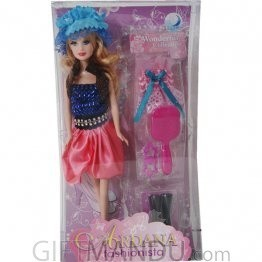 Ardana Doll Set with Extra accessories