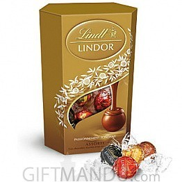 Lindt Lindor Irresistibly Smooth Assorted (4 Flavors)