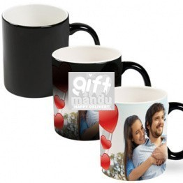 Magic Mug - Print Any Photo And Text Message (Surprise Loved Ones)
