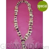Exclusive Garland - Makhamal and Godabari