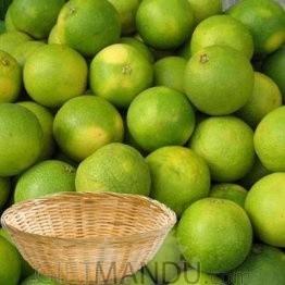 Mausam/Mausambi Sweet Lime Fruit Basket 3kg+