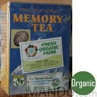 Herbal Memory Tea (OG-1010)