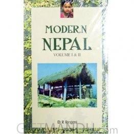 Modern Nepal by D R Regmi