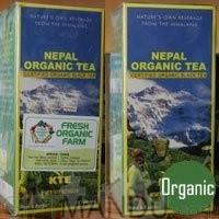 Nepal Organic Tea (Black Tea) Kalo Chiya - 25 teabags (OG-1014)
