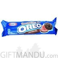 Kraft Oreo Chocolate Sandwich Cookies 150g
