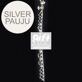 Silver Pauju (Anklets) - Design SL01