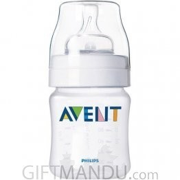 Philips Avent New Born Feeding Bottle 125ml (0+ Month)