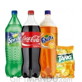 Soft Drink Package (4 Items)