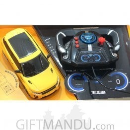 Remote Control Luxurious Car 1:20 Scale - (7 Inch Length)