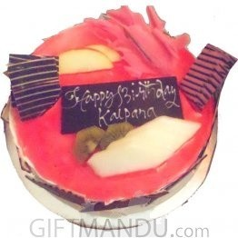 Strawberry Mousse Cake from Radisson Hotel