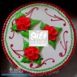 Vanilla Cake for Pokahara (GB12)