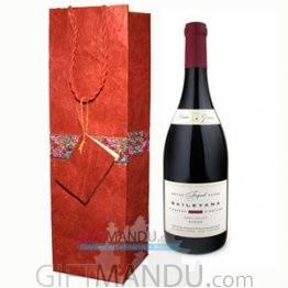 Gift Bag for Wine Whisky Bottles