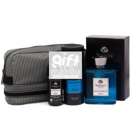 Yardley London Perfume Gift Set With Toiletry Travel bag