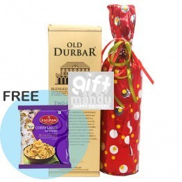 Craft Package of Old Durbar, Sweet Wine with FREE Namkeen