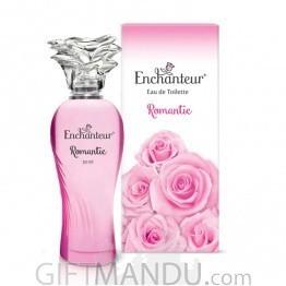 Enchanteur EDT Romantic Perfume 50ml