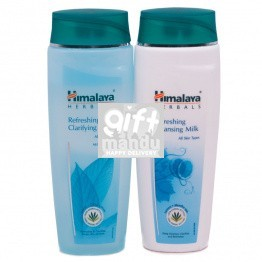 Himalaya Cleansing Milk & Clarifying Toner