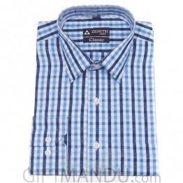 Zenith Classic Check Shirt - (Size M)