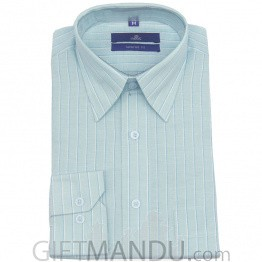 Next Tailored Fit Formal Shirt - Size M