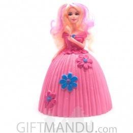 Beautiful Princess Doll Piggy Bank