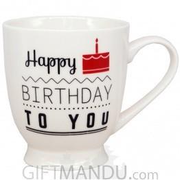 Best Birthday Wish Coffee Mug- 5 ''